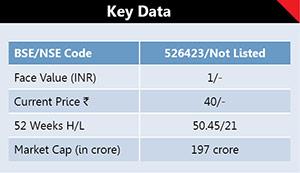 Kriti Industries (India) Ltd. 1