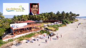 With a Panoramic Sea View - La Cabana Beach & Spa Resort Goa