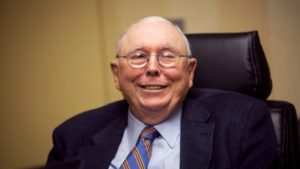 """There have been huge booms and huge bust"" - Charlie Munger, Vice chairman of Berkshire Hathaway"