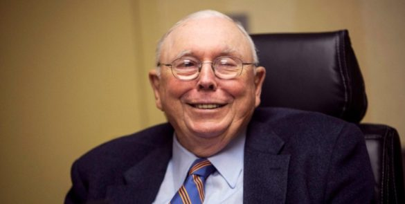 """""""There have been huge booms and huge bust"""" - Charlie Munger, Vice chairman of Berkshire Hathaway"""