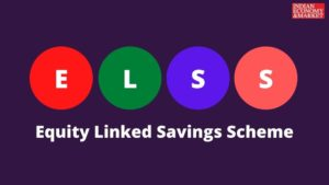 ELSS - Equity Linked Savings Scheme