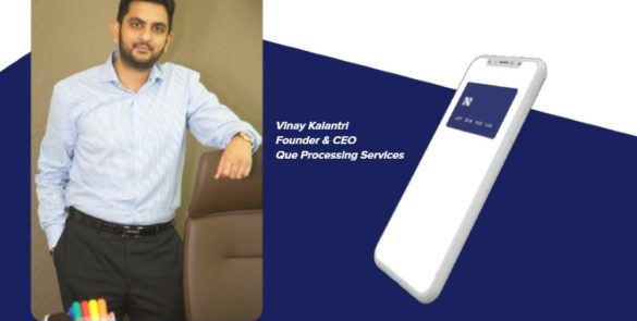 The World's First Modern Card Issuing Platform - Vinay Kalantri, Que Processing Services