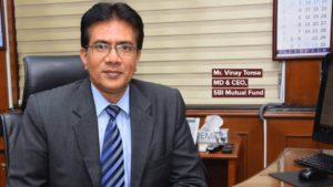 Mr. Vinay Tonse, MD & CEO, SBI Mutual Fund