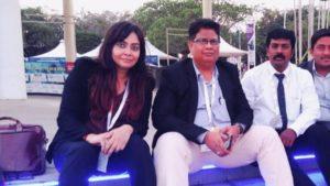 Ms. Dipti Verma, Co-founder & CEO, Pulizia Industries speaks