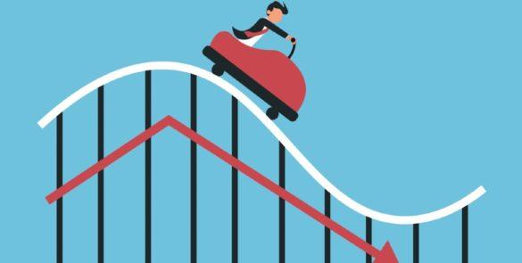 Investors may see ruining effect of rising volatility
