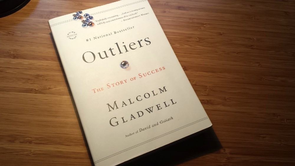 Book Club: Outliers - The Story of Success By Malcolm Gladwell
