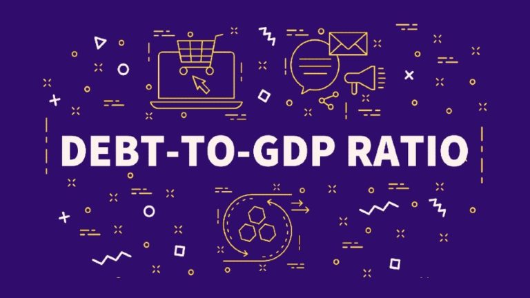 Debt to GDP ratio increased to 90%