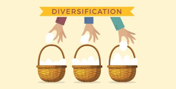 Portfolio Diversification - A Meaningless Mathematics
