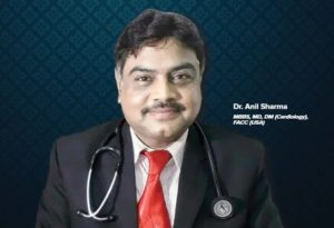 Ask Your Questions about COVID-19 to Dr. Anil Sharma