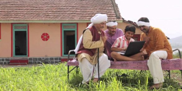 Digital Consumption in Rural India - The Next Big Frontier