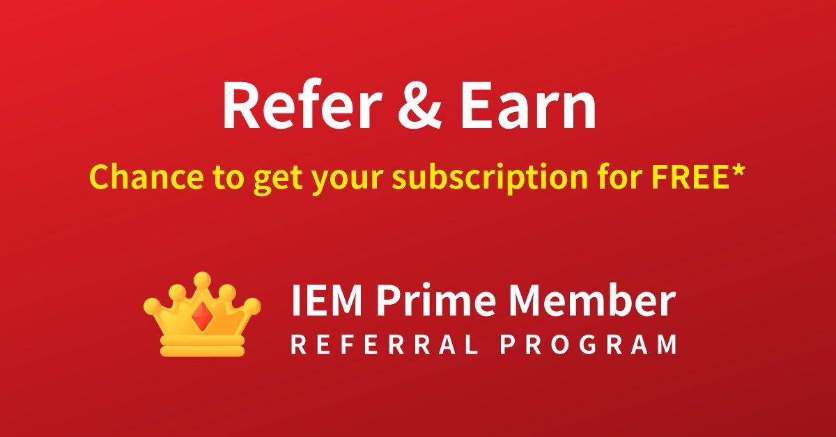 IEM Referral Program