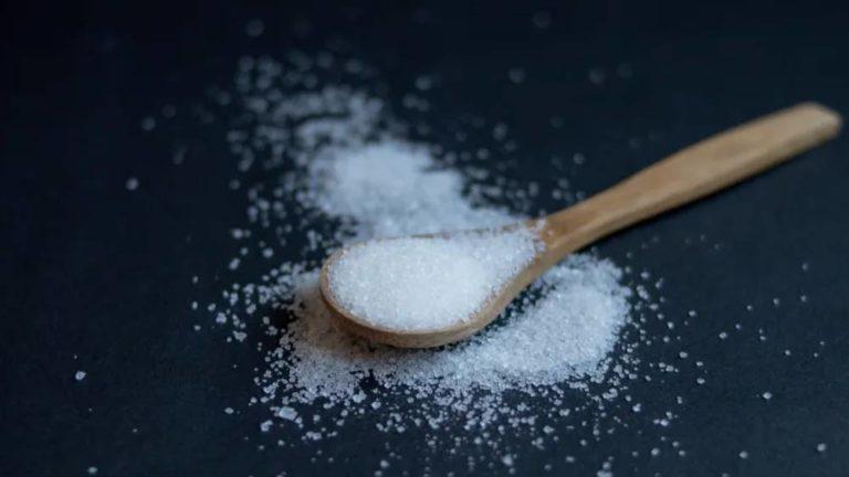 Sugar Turning Into White Gold
